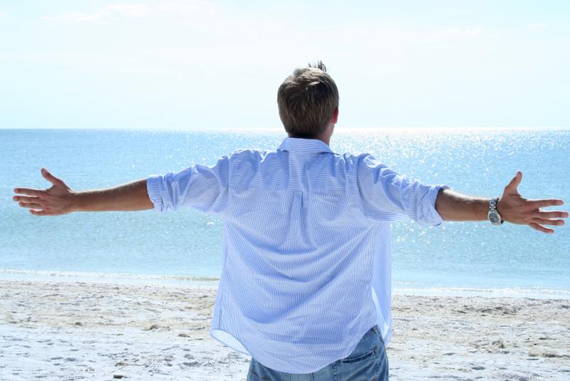 Wertvoller Tipp für deinen Tag: Mit dem Leben, nicht dagegen!