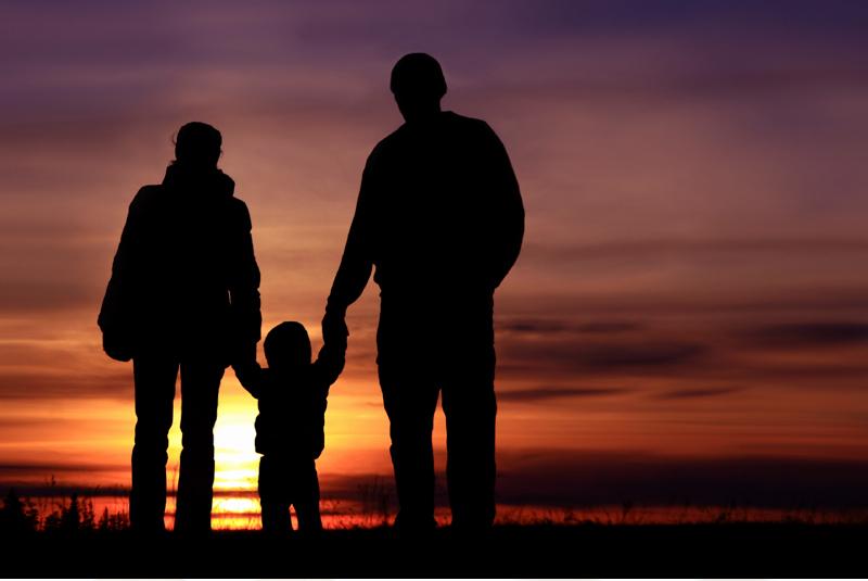 Familie: Warum es für eine glückliche Kindheit nie zu spät ist
