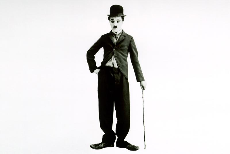 Selbstvertrauen/Selbstbewusstsein und Selbstliebe nach Charlie Chaplin