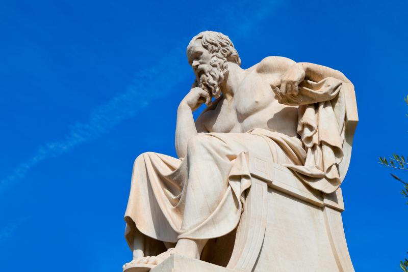 Sokrates stellt Fragen - 3 Fragen zur Dramavermeidung