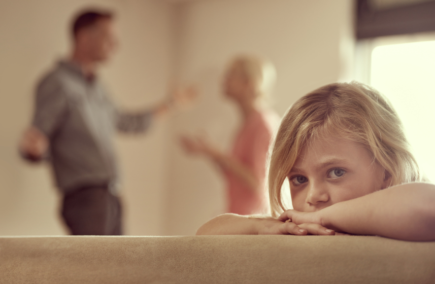 Trennung mit Kindern: Wie verhalte ich mich richtig?