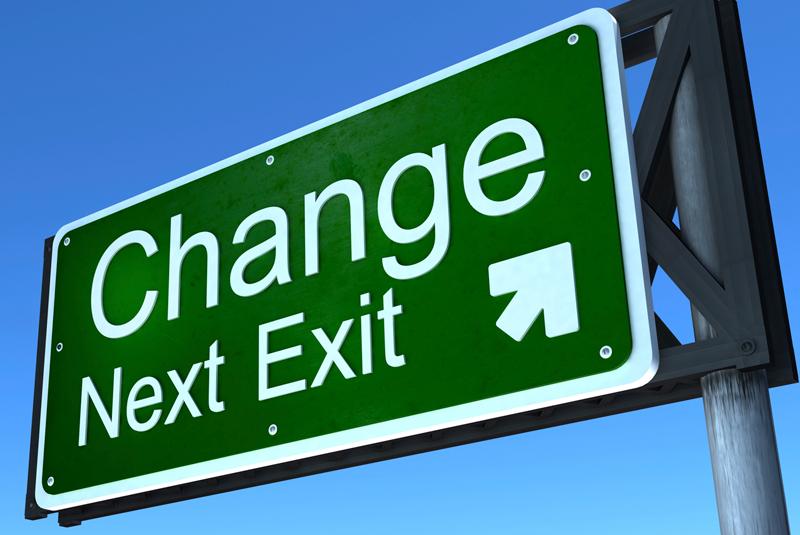 Warum positive Veränderung den meisten Menschen schwerfällt